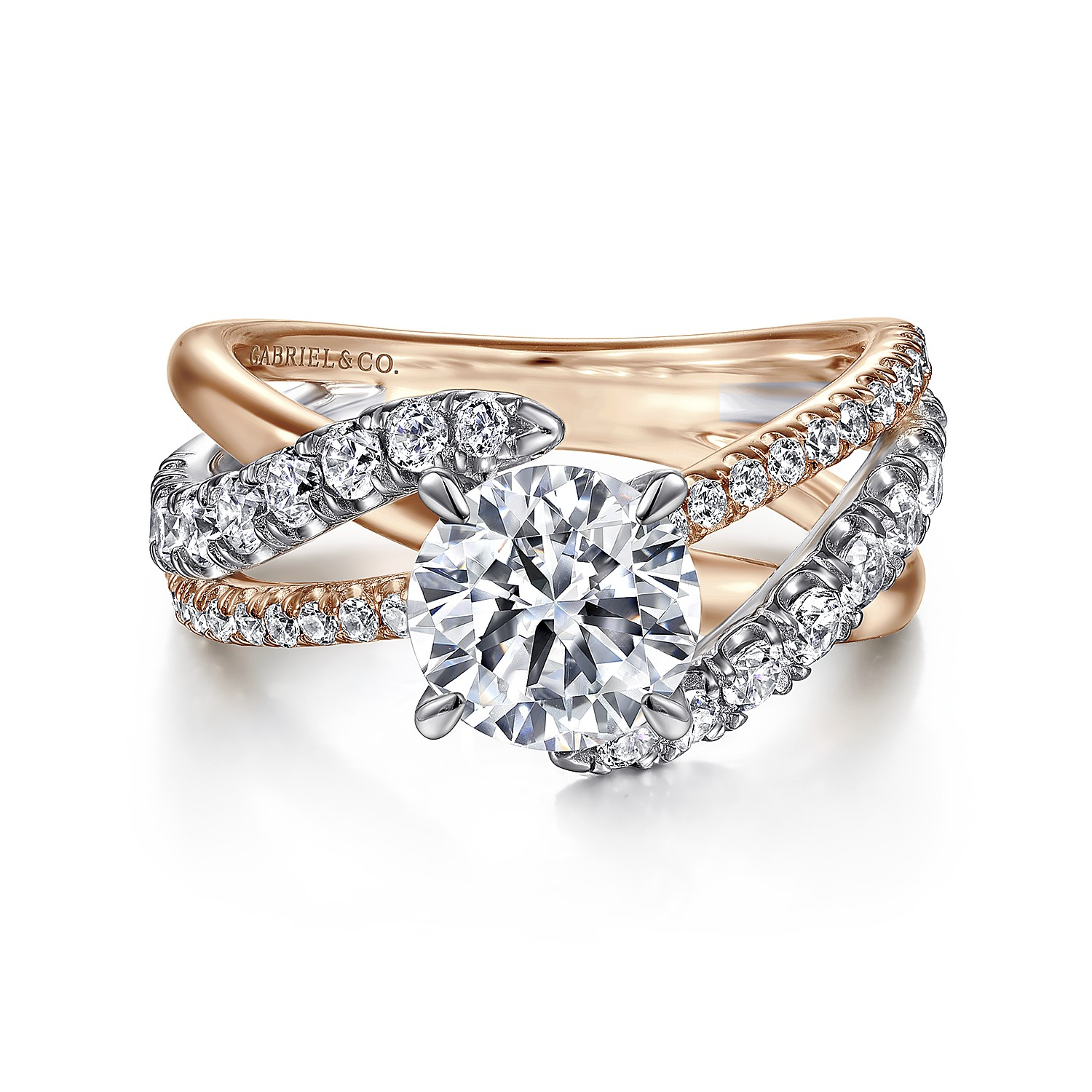 3108e1a18 Engagement Rings & Fine Jewelry | Diamond Wedding Rings | Gabriel & Co