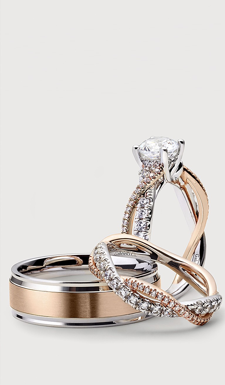 Bridal Rings Fine Jewelry Diamond Ring Gabriel Co
