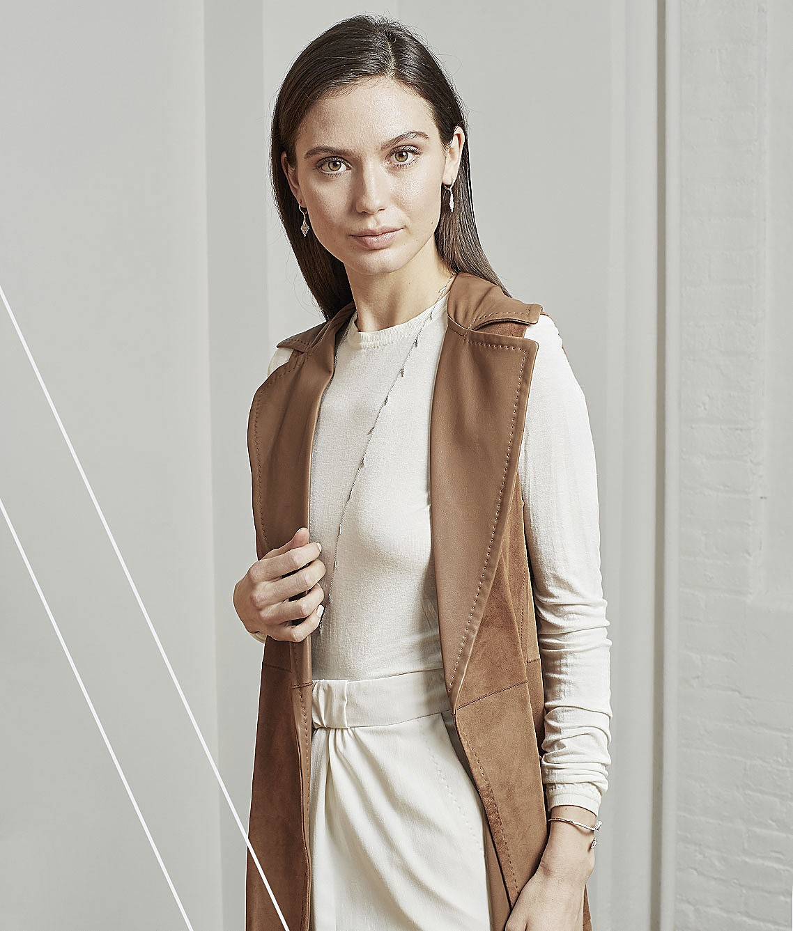 00faaa7760be Like Gabriel jewelry, Max Mara is not cheap, but it's an accessible luxury  that you can enjoy every day. We both create pieces that are recognizable  with a ...