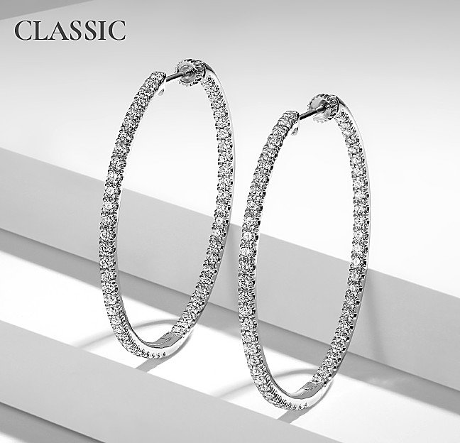 Classic Hoops - Gabriel & Co.