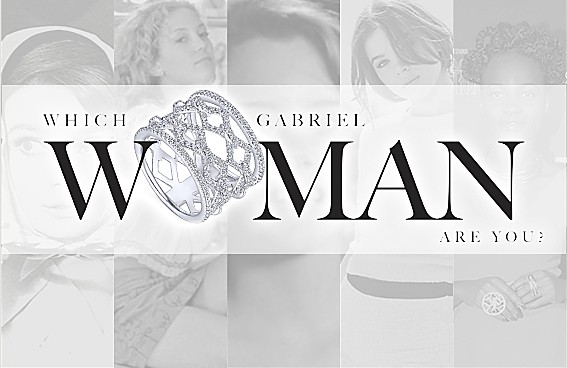 WHICH GABRIEL WOMAN ARE YOU?