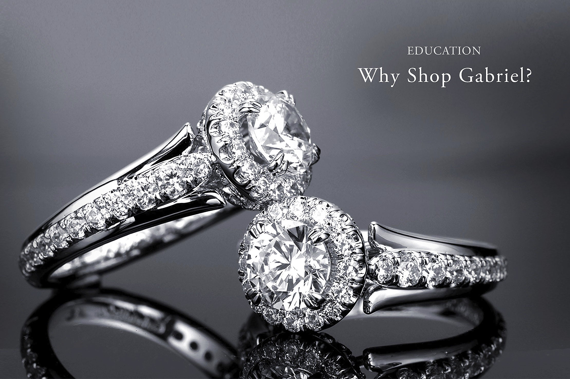 Engagement Rings Gabriel & Co