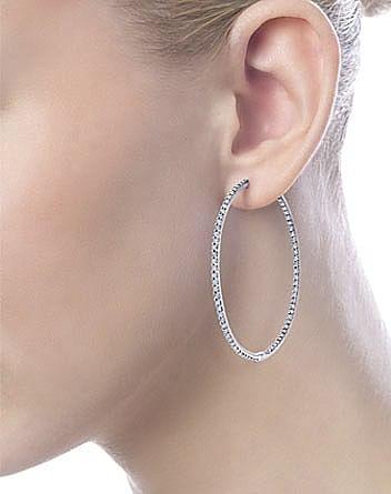 Hoop Earring Size