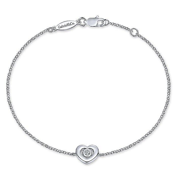 925 Silver Plated Fashion Bracelet