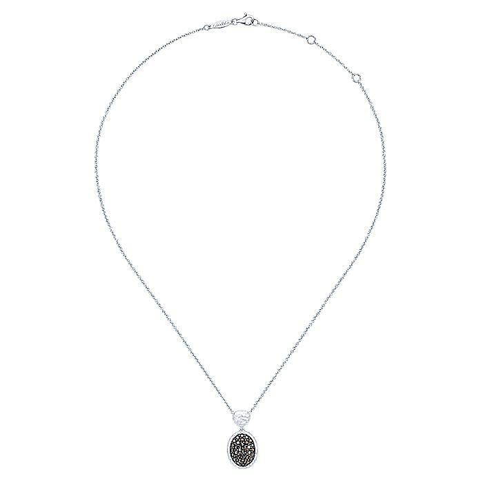925 Silver S.Quartz Necklace