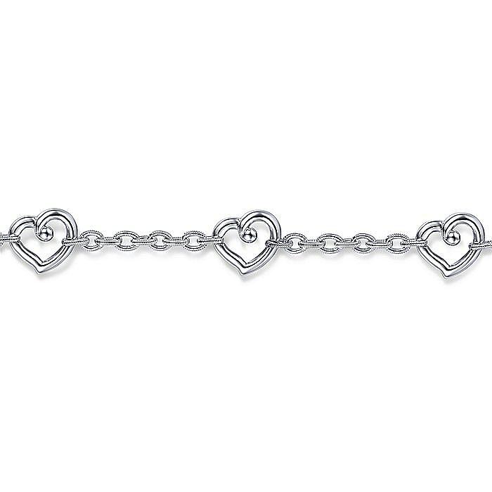 925 Sliver Plated Fashion Bracelet