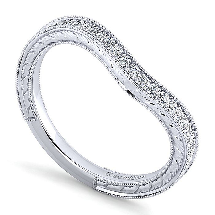 Platinum Matching Wedding Band