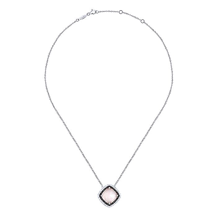 Silver Fashion Necklace