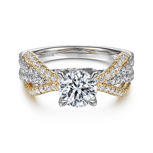 c2b3b9f40 Engagement Rings - Find Your Engagement Rings - Gabriel & Co.