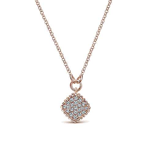 Gabriel - 14K Rose Gold  Fashion Necklace