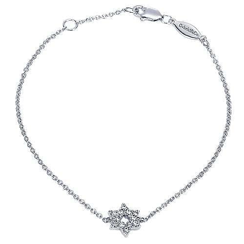 Gabriel - 14K White Gold  Fashion Bracelet