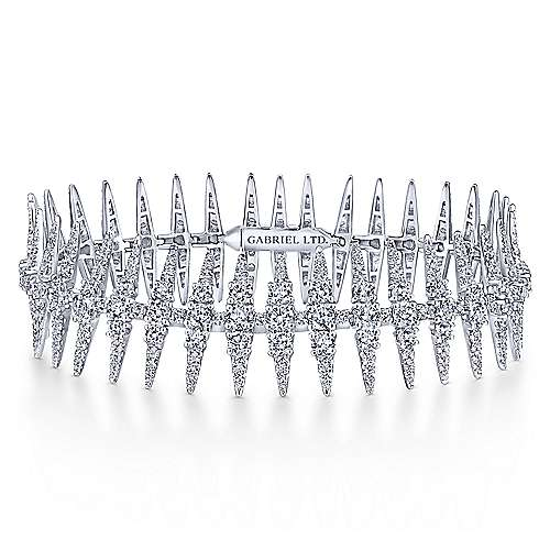 Gabriel - 18K White Gold Fashion Bracelet