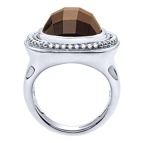 925 Silver Bujukan Fashion Ladies' Ring angle 2