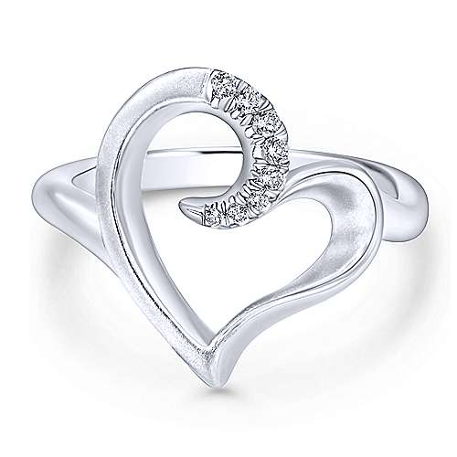 Gabriel - 925 Silver Eternal Love Fashion Ladies Ring