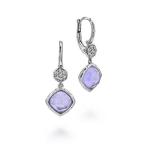 925 Silver Fashion Earrings