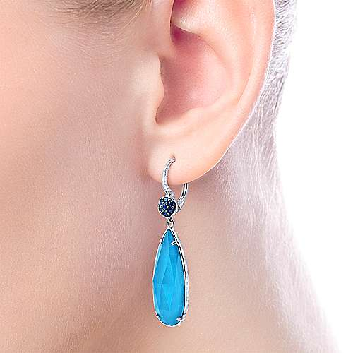 925 Silver Fashion Earrings