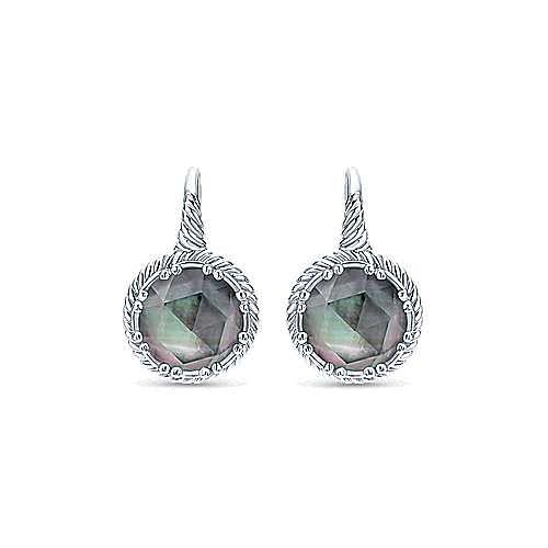 925 Silver Hampton Drop Earrings