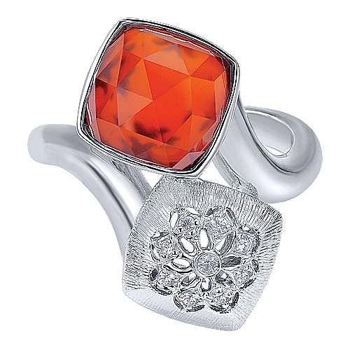 Gabriel - 925 Silver Madison Fashion Ladies' Ring
