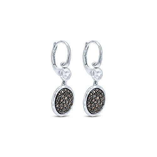 925 Silver S.Quartz Earring