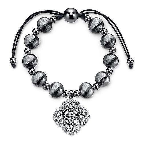 925 Silver Souviens Beads Bracelet angle 1