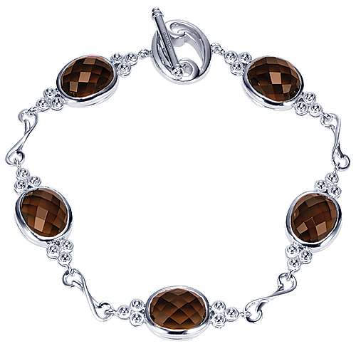 925 Silver Souviens Chain Bracelet