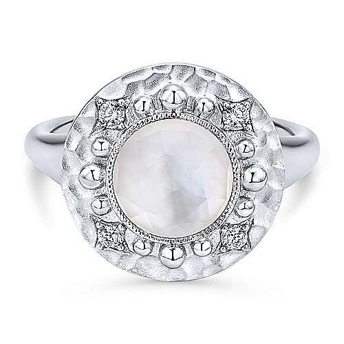 925 Silver Souviens Fashion Ladies Ring