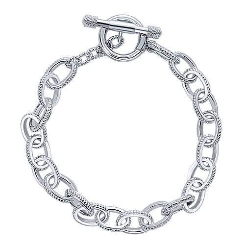 925 Silver Treasure Chests Charm Bracelet