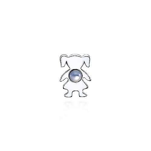 925 Silver Treasure Chests Locket Charm Pendant