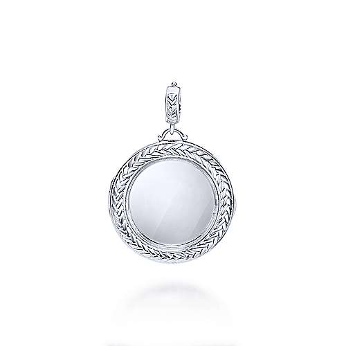 925 Silver Treasure Chests Locket Pendant