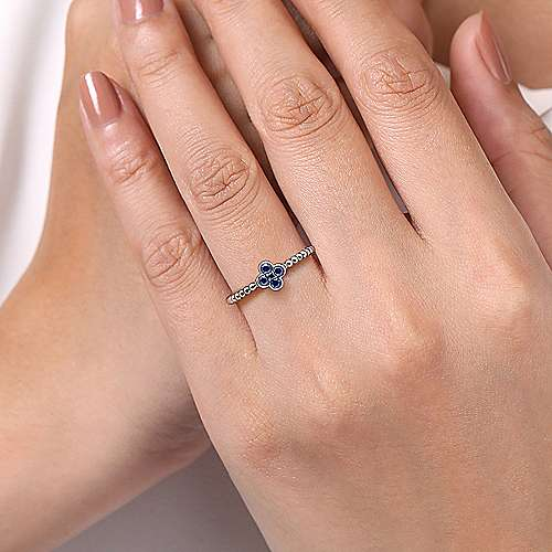925 Sterling Silver Fashion Ladies' Ring
