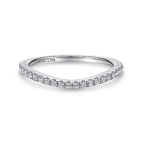 Platinum Diamond Matching Wedding Band