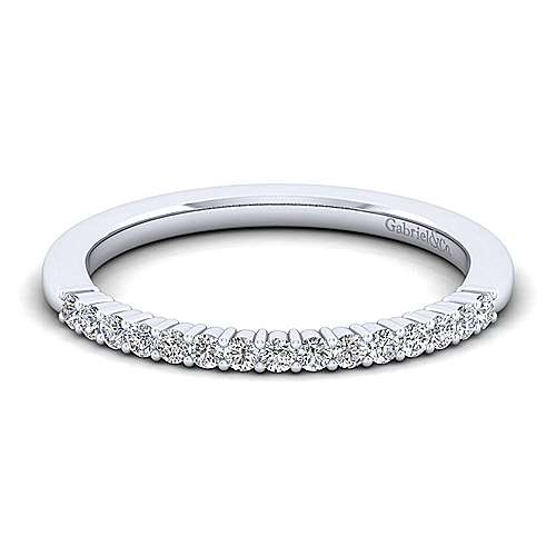Gabriel - Platinum Matching Wedding Band