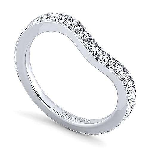 Platinum Matching Wedding Band