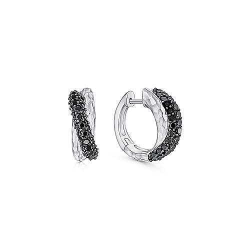 Silver 10MM Fashion Earrings
