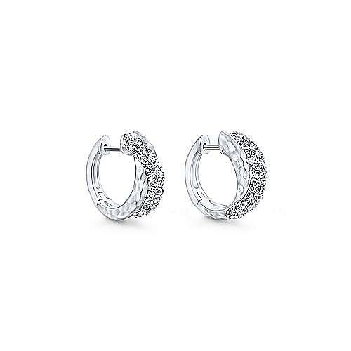 Gabriel - Silver 10MM Fashion Earrings