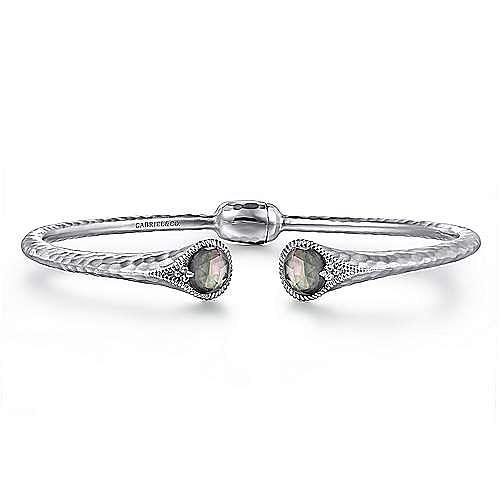 Silver Fashion Bangle