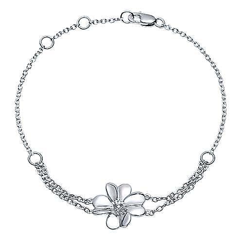 Gabriel - Silver Fashion Bracelet