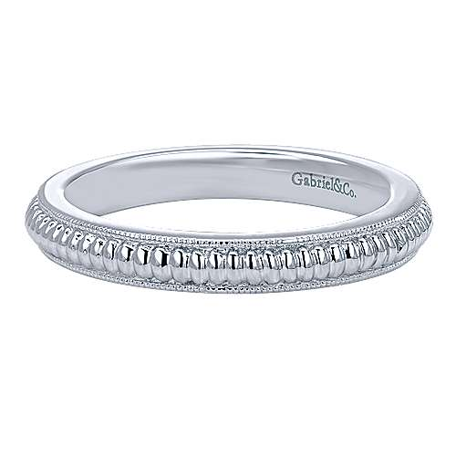 Gabriel - Silver Fashion Ladies' Ring