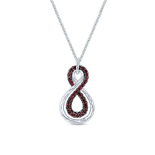 Gabriel - Silver Fashion Necklace - KILLED- DO NOT ORDER