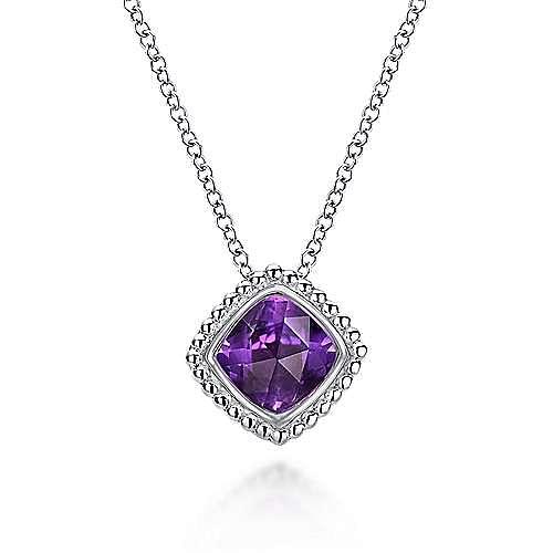 Gabriel - Silver Fashion Necklace
