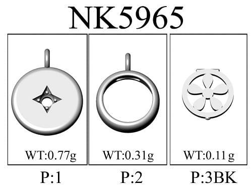 14K Yellow Gold Round Bezel Set Garnet and Diamond Disc Necklace angle