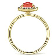 14K Yellow Gold Fashion Ladies' Ring