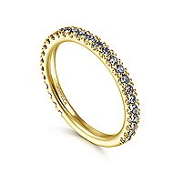 14K Yellow Gold S.Alexandrite Fashion Ring