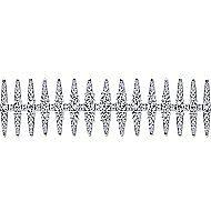 18K White Gold Fashion Bracelet