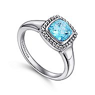 925 Silver Bujukan Fashion Ladies Ring