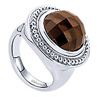 925 Silver Bujukan Fashion Ladies' Ring angle 3