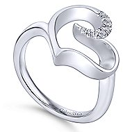 925 Silver Eternal Love Fashion Ladies Ring
