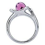 925 Silver Floral Fashion Ladies Ring