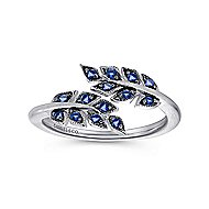 925 Silver Trends Fashion Ladies' Ring angle 4
