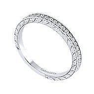Platinum Perfect Match Wedding Band angle 3